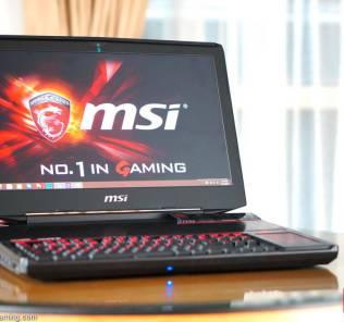 MSI GT80 TITAN Review