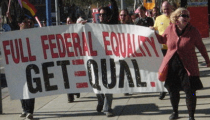 Get Equal Occupy WEHO