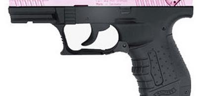 Komen Pink Handgun