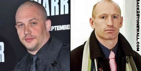 Tom Hardy To Play Gareth Thomas