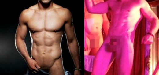 Ben Foden naked