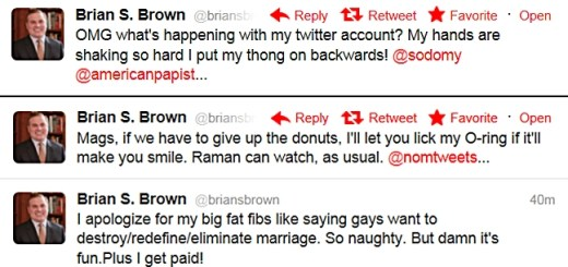 Brian Brown Hack O Rama