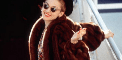 Madonna Rainbow tour