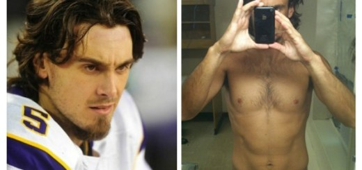 Chris Kluwe Shirtless iPone