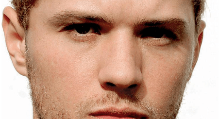 Ryan Phillippe faceman