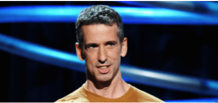 Dan Savage naked
