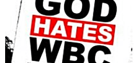God Hates Westboro Baptist Church