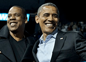 Obama Jay-Z