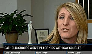 Catholic bigots