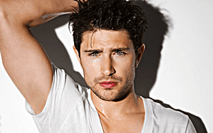Matt Dallas naked.  LOL