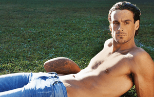 Chris Kluwe naked