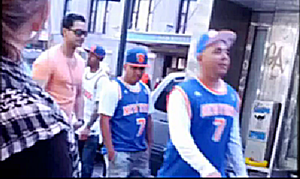 FIND The NY Knicks Gaybashers!