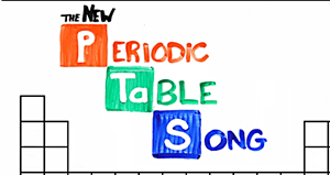 GayGeek Rock - The NEW Periodic Table Song