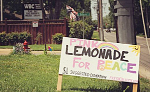 Lemonaid for Peace