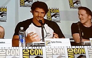 SDCC Teen Wolf Panel
