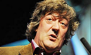 Stephen Fry Russia