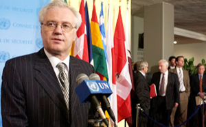 Vitaly Churkin Russian liar
