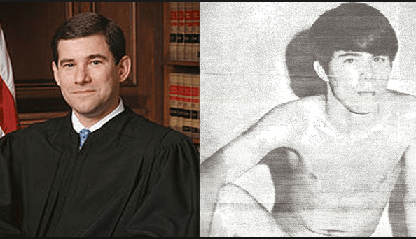 Trump's Anti-Gay SCOTUS Pick Judge William Pryor's Gay Porn Past Surfaces...... Maybe. (NWSF Picture)