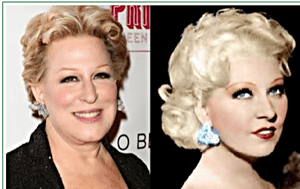 Bette Midler as Mea West