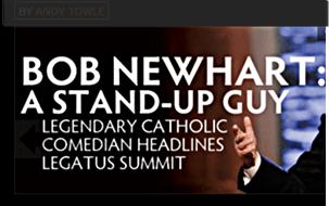 Bob Newhart bigot