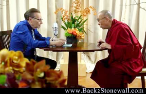 Dali Lama - Larry King