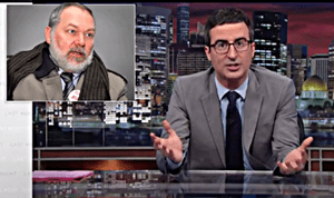 John Oliver and Scott Lively