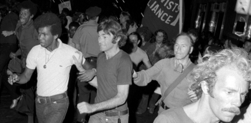 Gay Protest 1970