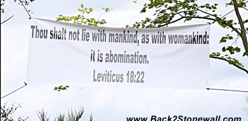 Mckees Damn Leviticus