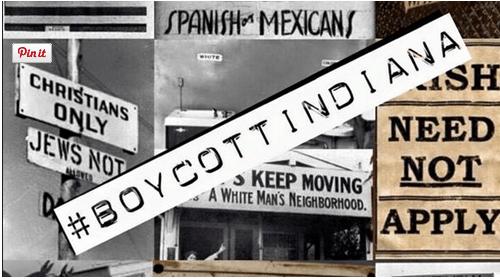 Boycott Indianna