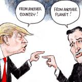 Trump v Cruz