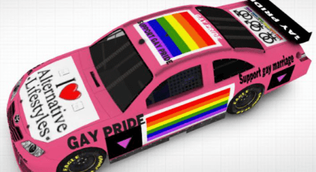 NASCAR Speaks Out Against NC anti-gay hate law