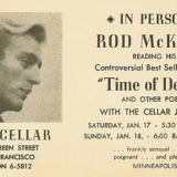 The Erased Gay Activism and Past of Singer Rod McKuen