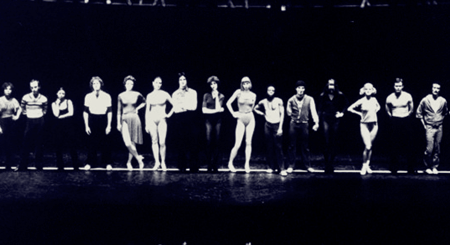 Ghosts Of Tonys Past WATCH  A CHORUS LINE