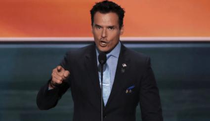 Antonio Sabato Jr Hollywood Has Blacklisted Me Becuase I Endorsed Donald Trump