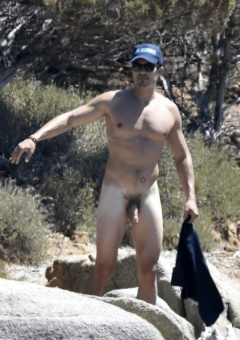 Orlando Bloom NAKED! - Uncensored and Uncut - NSWF