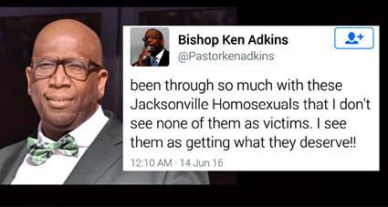Pastor Ken Adkins Child Molestor
