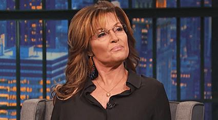"Sarah Palin Calls On Patriots To ""Sack Punk"" Quarterback Colin Kaepernick Over His National Anthem Protest"