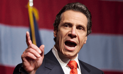 New York Gov. Andrew Cuomo Vows To Protect Gays And Minorities From Attacks By Donald Trump And His Minions