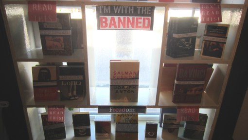 Banned Books - March 11