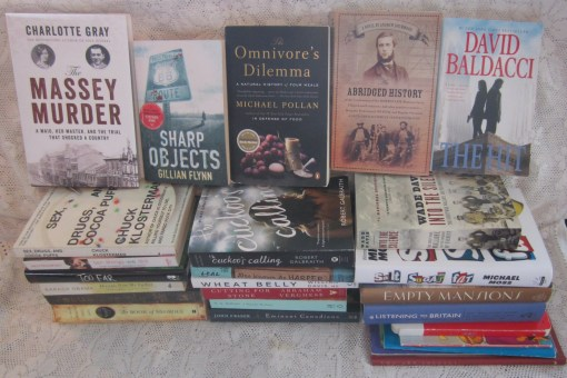 Used Books - May 13