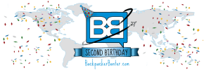 birthday banner 300x101 Backpacker Banter Birthday Giveaway   Win an iPad Mini!