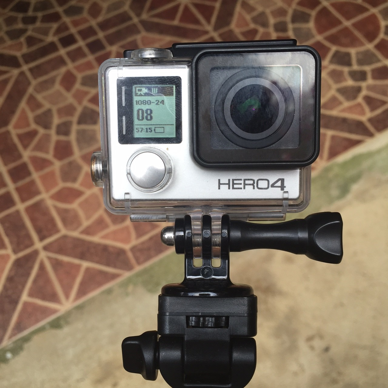 review the gopro hero 4 camera backpacker banter. Black Bedroom Furniture Sets. Home Design Ideas