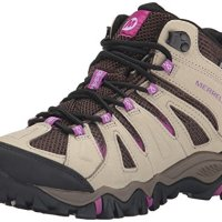 Merrell Women's Mojave Mid Waterproof Hiking Boot