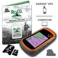 ROAM by onXmaps - 2015 Northwest 24k Topo Maps for Garmin GPS! Recreational Outdoor Adventure Map - Covers Idaho, Washington, Oregon (micro SD/SD Card)