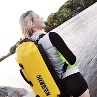 30 L Waterproof Backpack - Compression Backpack for Canoeing, Camping, Travelling, Kayaking, Boating, Hiking