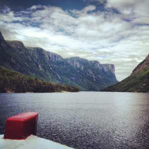 Western Brook Fjord Photo