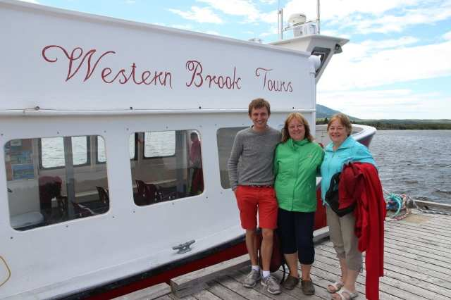 Western Brook Tours