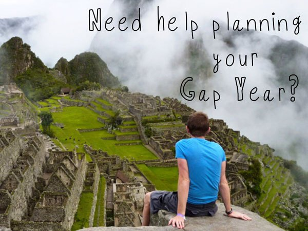 Gap Year Planning