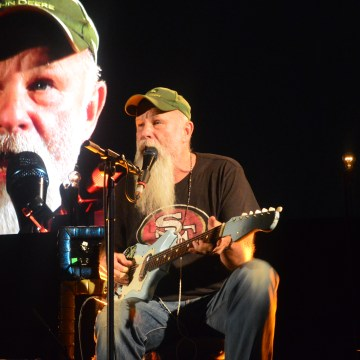 Seasick Steve at Sheffield O2 Academy