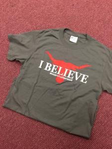 I Believe T-Shirt Marshall Education Foundation